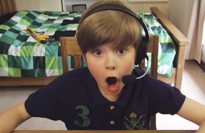Çocuklar, Youtube'da sanal bir kimliğe dönüşüyor