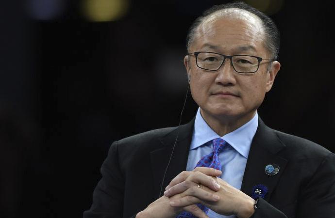 Dünya Bankası Başkanı'ndan ani istifa kararı