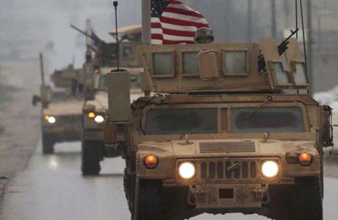 Times: Ortadoğu'da en tuhaf dostluk, ABD-YPG askeri ittifakı