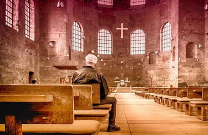 Batı Avrupa'da bir dine inanma oranı yüzde 72,5