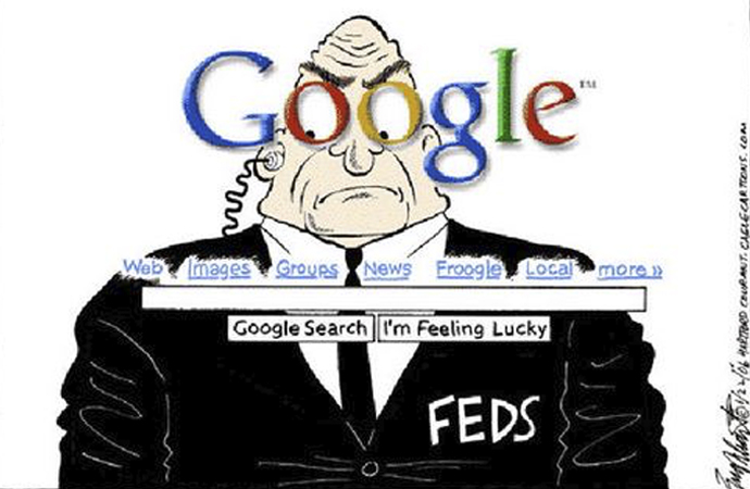 Fransa'dan Google'a sembolik ceza