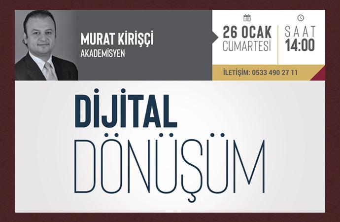 Doç.Dr. Murat Kirişçi bugün İktibas'ta