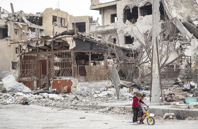 Suriye'nin yeniden inşasını hangi ülkeler üstlenecek?