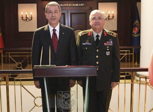 Milli Savunma Bakanı Akar ve Genelkurmay Başkanı, ABD'ye gidiyor