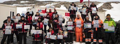 Türkiye'nin Antarktika'da ilk Bilimsel Araştırma Kampı kuruldu
