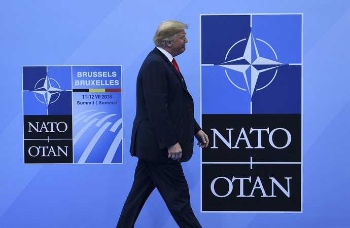 Batı'nın savunma kulübü: NATO
