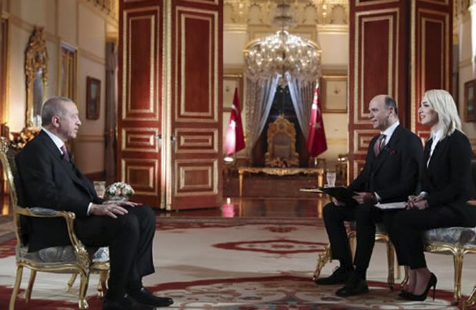 """Erdoğan: """"Trump'ın özel sektörden gelmesi önemli"""""""