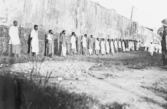 Osmanlı'ya karşı savaşmayı reddeden Müslümanlar