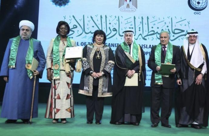 İslam İşbirliği Teşkilatı festivali Kahire'de başladı