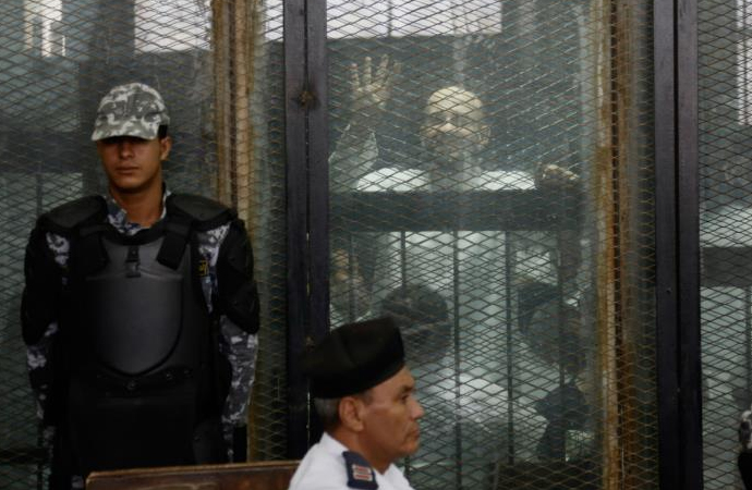 Sisi göreve geldiğinden bu yana 42 idam