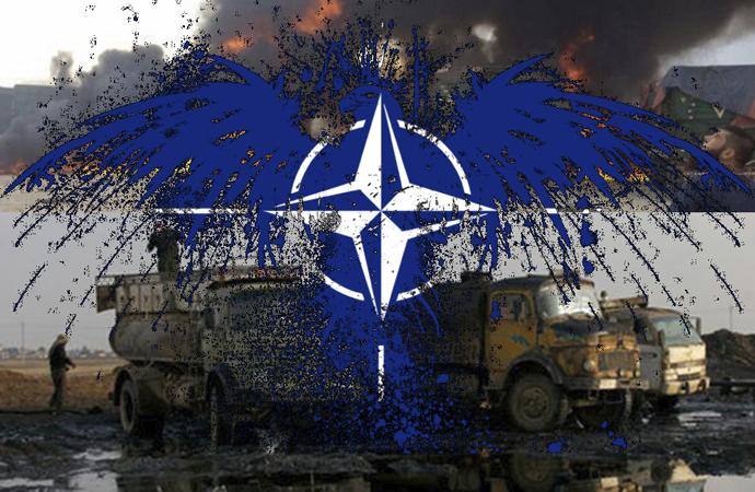 NATO'nun Balkanlara tamamen yerleşmesi için…