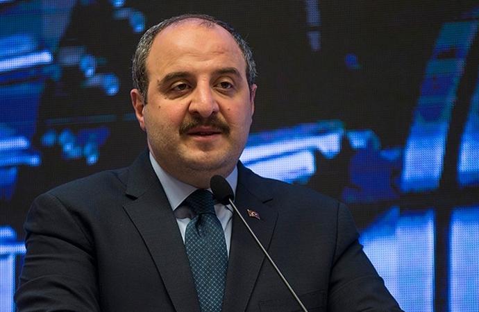 Sanayi Bakanı Varank hayalini anlattı