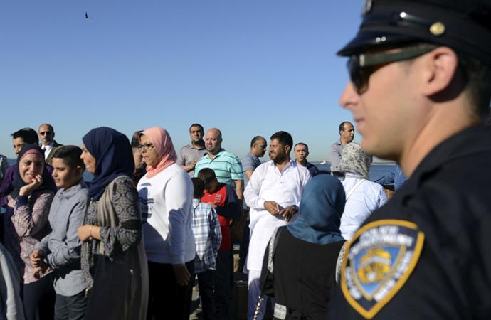 """""""Dünyadaki en savunmasız kesim Müslümanlardır"""""""