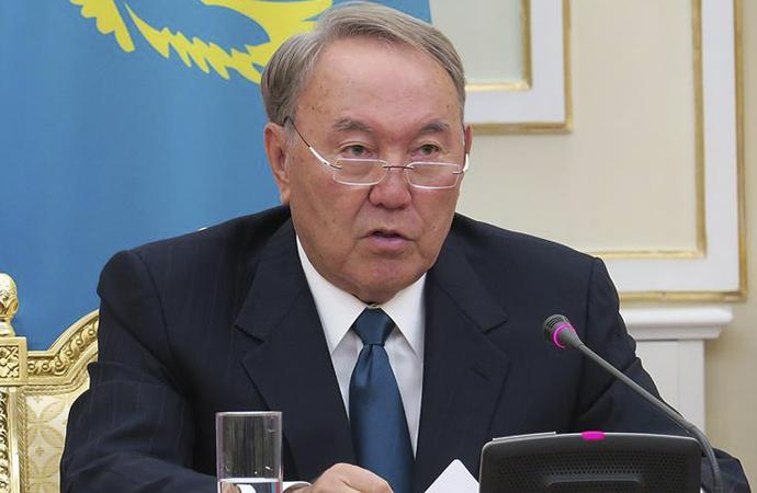 Kazakistan'ı 28 yıl yöneten rakipsiz lider
