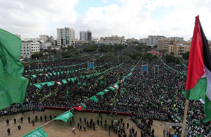 Hamas: Ahdimize sağdığız