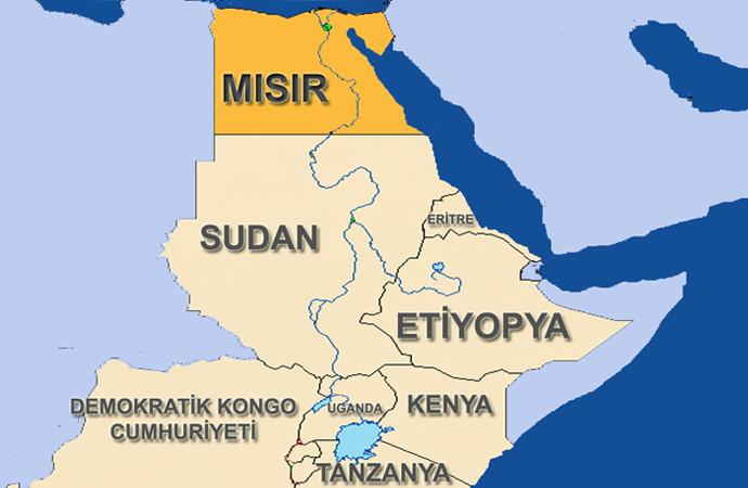 Mısır ile Etiyopya arasında 'baraj' anlaşmazlığı