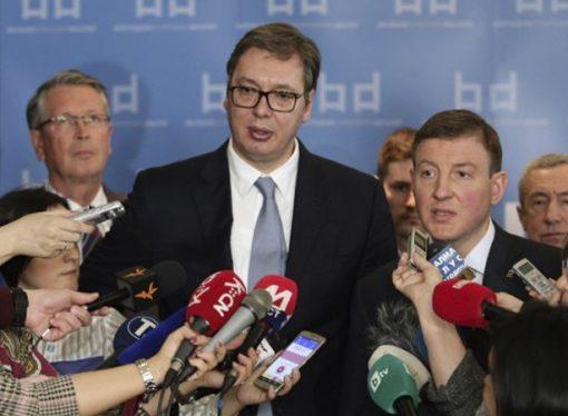 Sırbistan NATO'ya rest çekti