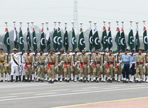 """Pakistan'da da """"Milli gün"""" kutlaması"""