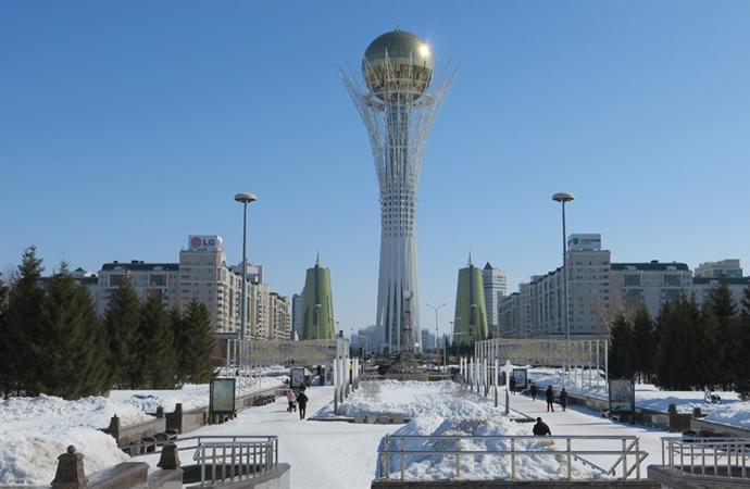 Kazakistan'da başkentin ismi değiştirildi, Nur-Sultan oldu