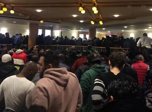 New York'ta bir sinagog kapılarını Müslümanlara açtı