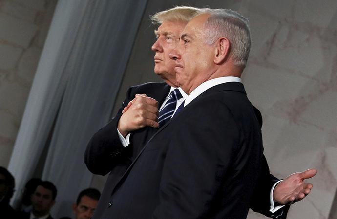 Trump 'Golan Tepeleri' için imzayı atacak