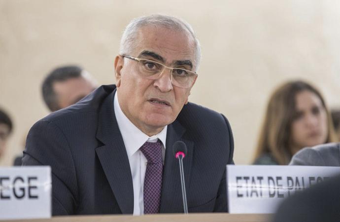 Abbas yönetiminden ABD ve İngiltere'ye tepki