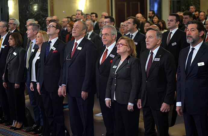 TÜSİAD'dan, Avrupa'ya tam entegrasyon hedefi!