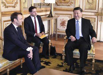 Çin Devlet Başkanı'nın Avrupa turu sürüyor