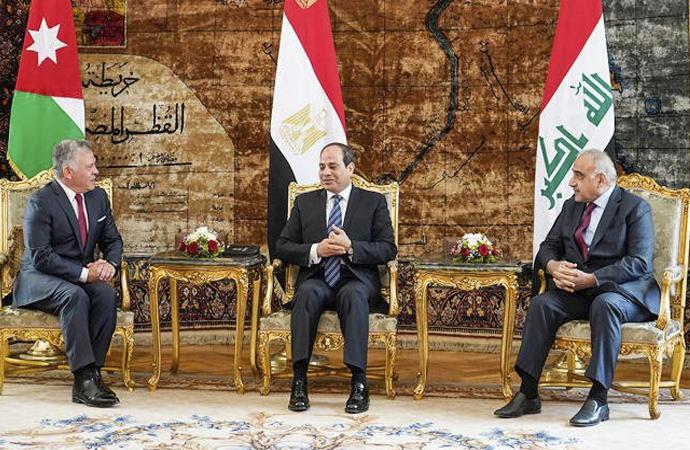 Mısır bölgede etkinliğini artırıyor