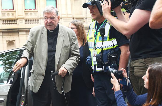 Kardinal davası başka bir kavganın tezahürü mü?