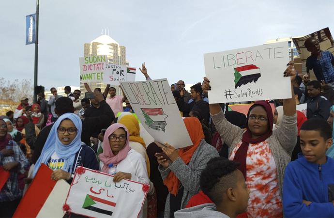 Sudan'ın laik muhalefet liderinden gösterilere destek