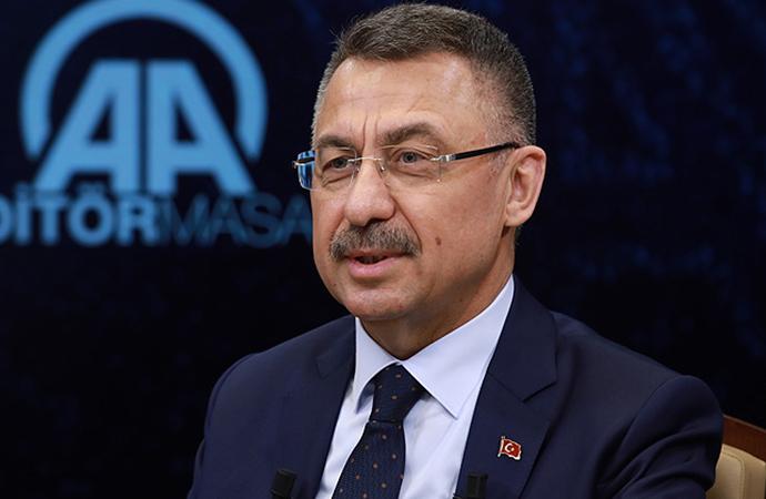 Fuat Oktay: 'Türkiye S-400 ile ilgili çıkarlarının gereğini yapıyor'