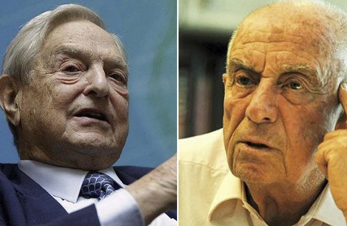 Gezi iddianamesi, Soros, Gülen ve Alaton