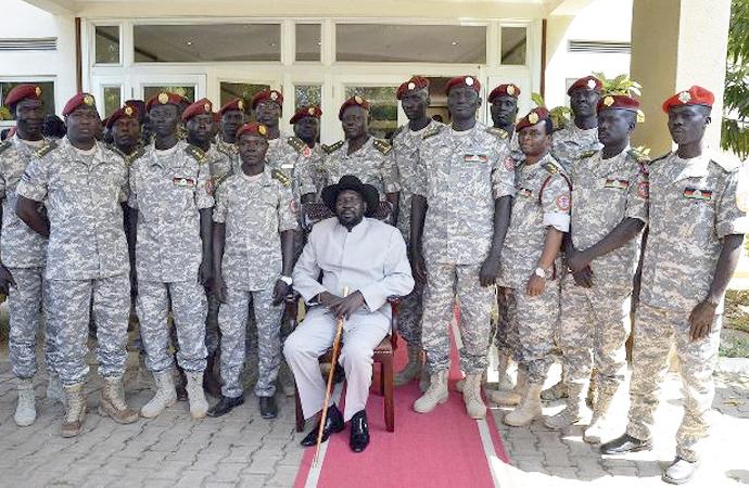 Güney Sudan, 2011'den beri bağımsız!