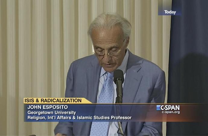 Esposito'dan 11 Eylül ve 'Siyasal İslam' yorumu