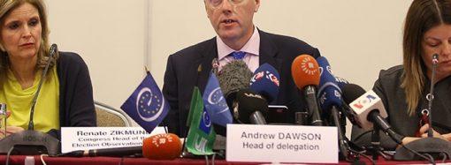 Avrupa'dan seçim yorumu: 'Katılım oranı etkileyici'