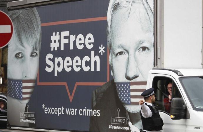 ABD niçin Assange'ın peşindeydi?