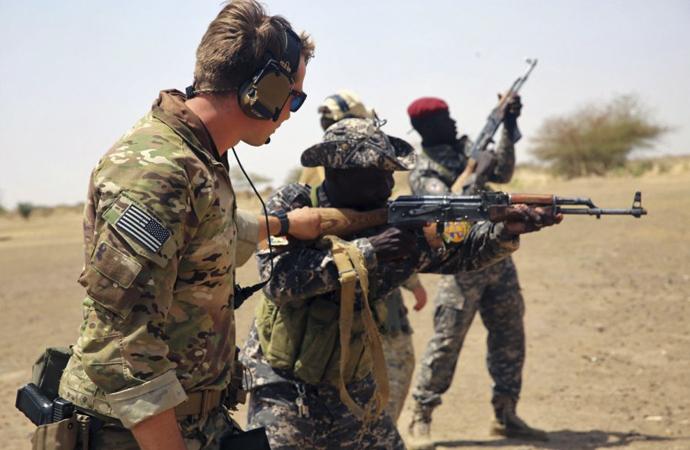 ABD ordusu Afrika'da ne yapıyor?