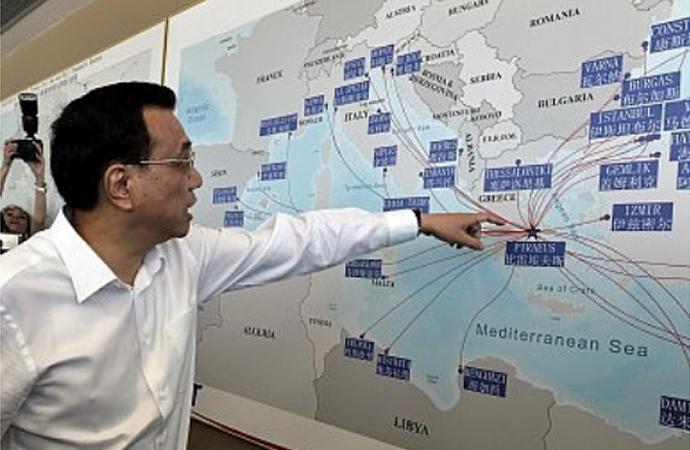 Çin'in Akdeniz'deki hamleleri kimleri kaygılandırıyor?