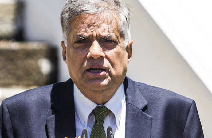 Sri Lanka Başbakanından itiraf