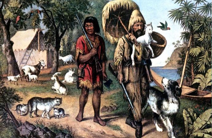 Robinson Crusoe öyküsünü nasıl yorumlamak gerekir?
