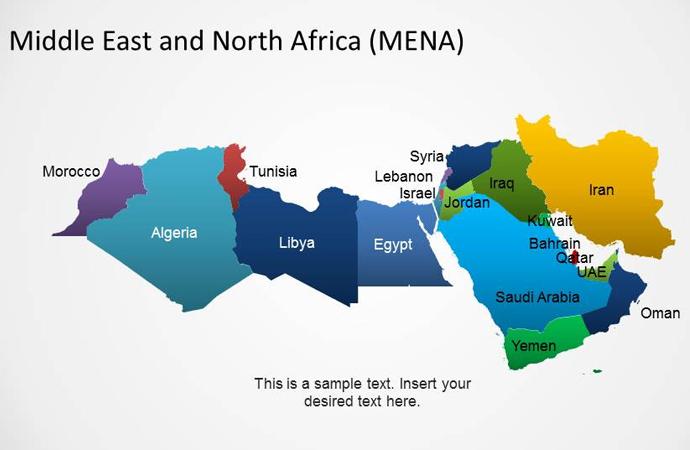Kuzey Afrika ülkelerinde Suudi-BAE faaliyetleri