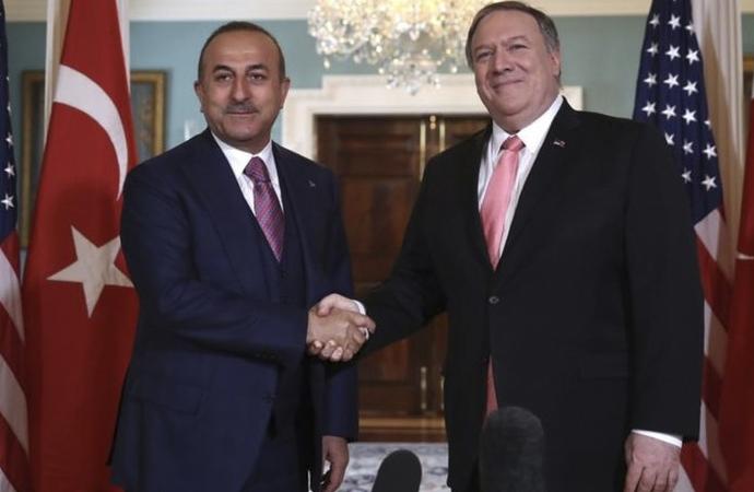 Türk Dışişleri Bakanlığından, ABDDışişleri Bakanlığı açıklamasına tepki