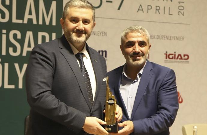 """İLKE Derneği, """"İslam İktisadı"""" ödülleri dağıttı"""