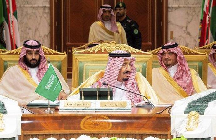 Suudiler, gecikmeden Amerika'ya destek verdi: 'Memnuniyet duyduk'