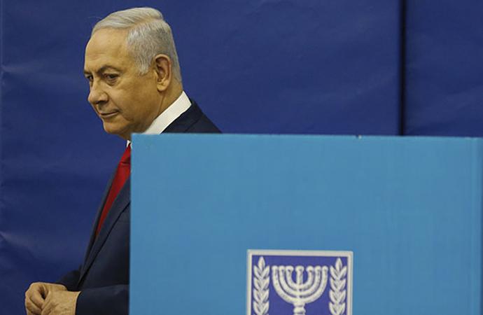 İşgalci İsrail seçimlerini tamamladı, Netanyahu başbakanlığa yakın