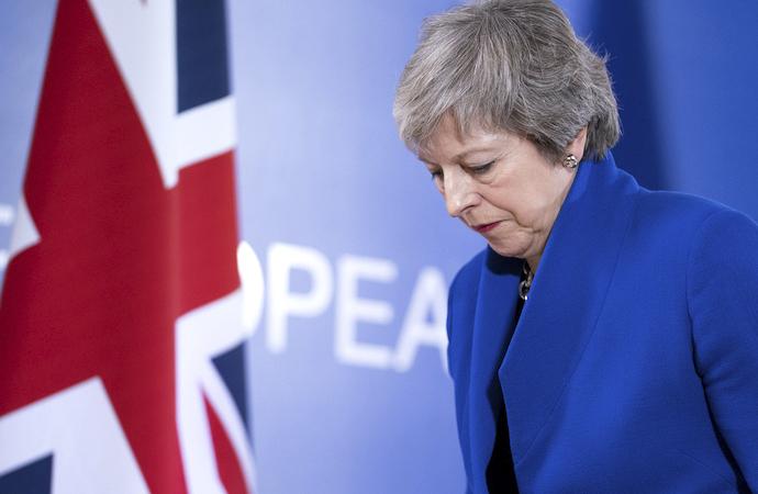 AB ve İngiltere Brexit'i erteleme konusunda anlaştı
