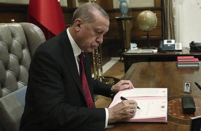 Cumhurbaşkanı imzası ile 4 ile yeni müftü atandı