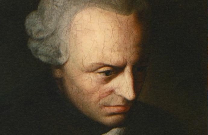 Ahlaksız Ahlakçı Filozof: Kant