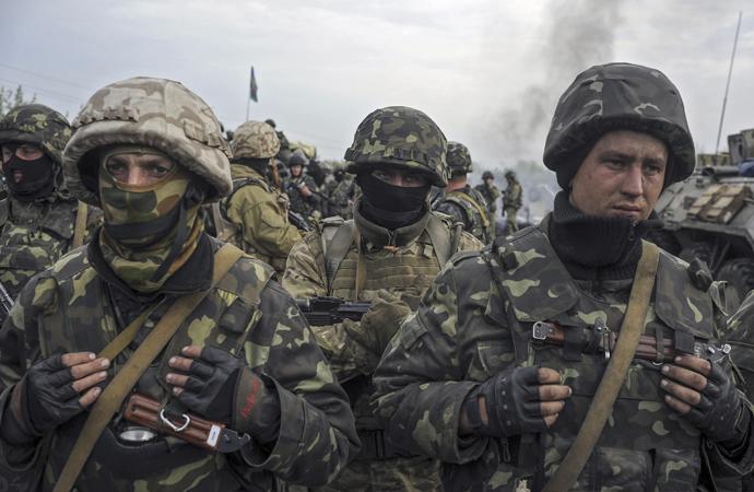 'Savaşmayı reddeden Ukraynalı askerler komutanlarını öldürdü'